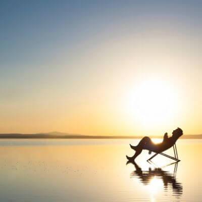 איך לבחור תמונה -אווירה של שלווה