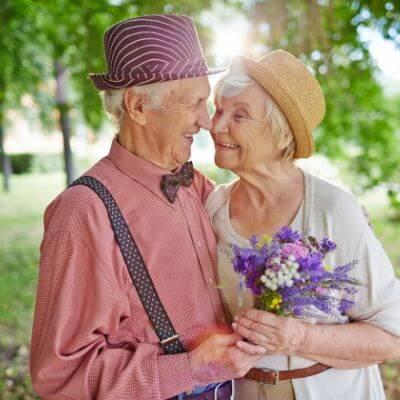 אהבה וזוגיות - מרגשים